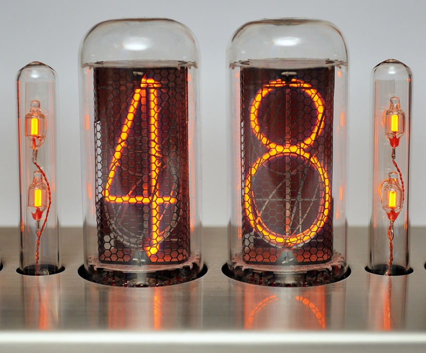 Nocrotec Shop In 18 Blue Dream Nixie Clock