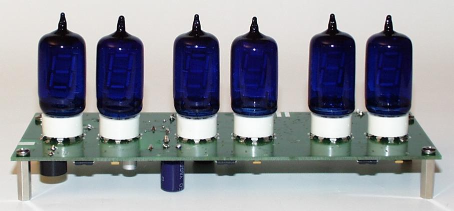 Nocrotec Bl 100 Blue Light Y 1938 Y 1939 Vfd Clock
