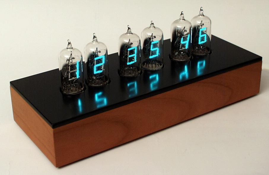Sylvia VFD Clock