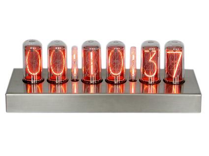 Nocrotec IN-18-V2 Nixie Clock