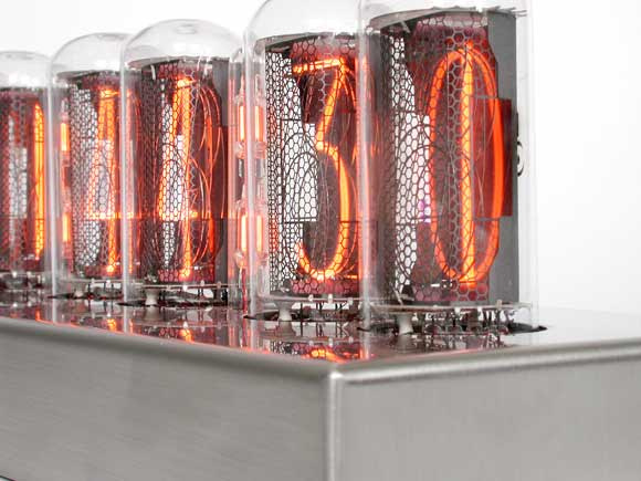 Nocrotec In 18 V2 Nixie Clock