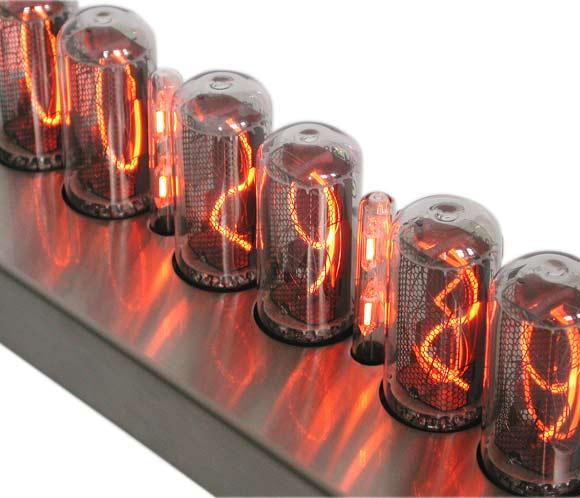 Nocrotec In 18 V2 Nixie Clock
