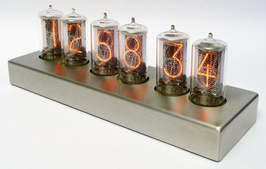 b13b nixie r hren fassung tube socket tubes clock uhr mit. Black Bedroom Furniture Sets. Home Design Ideas